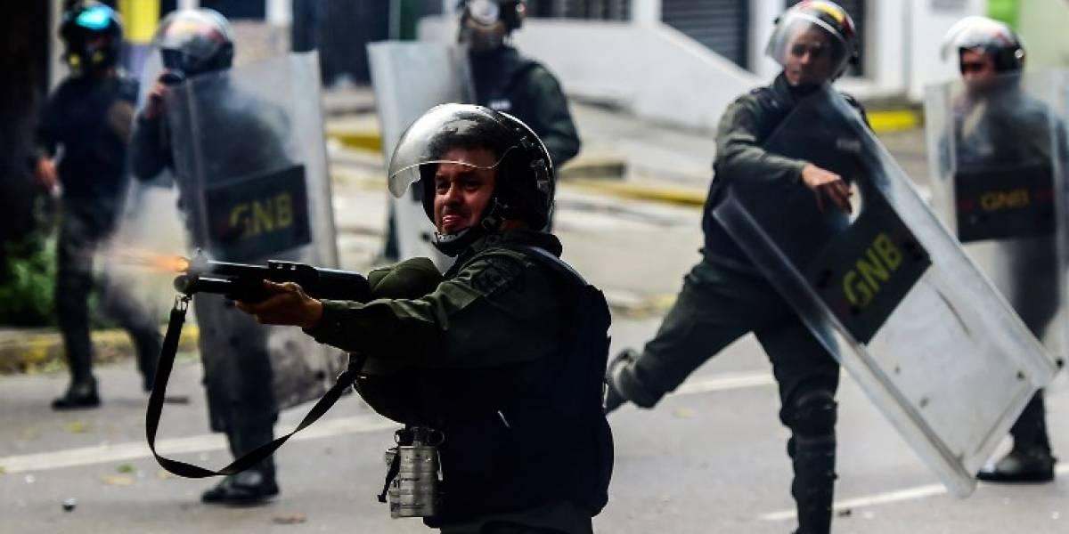 """ONU denuncia uso de """"fuerza excesiva"""" y """"torturas"""" en Venezuela"""