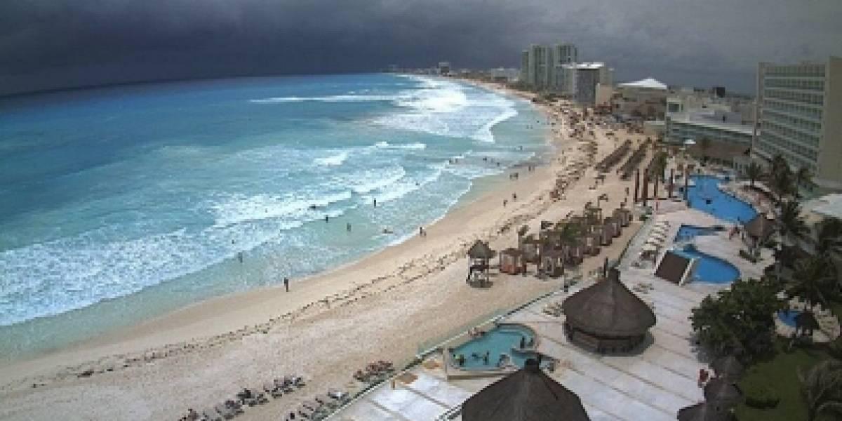 Gobernador de Quintana Roo reporta saldo blanco tras el paso de 'Franklin'
