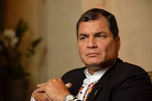 Rafael Correa y su plan de una sabatina desde Bélgica