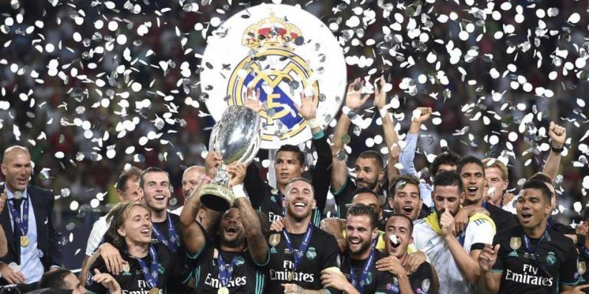 El Madrid vence al United y sigue siendo el rey de Europa