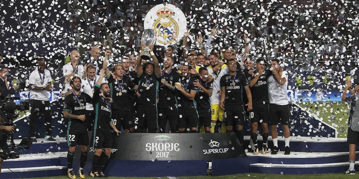 Real Madrid consigue su primer título de la temporada