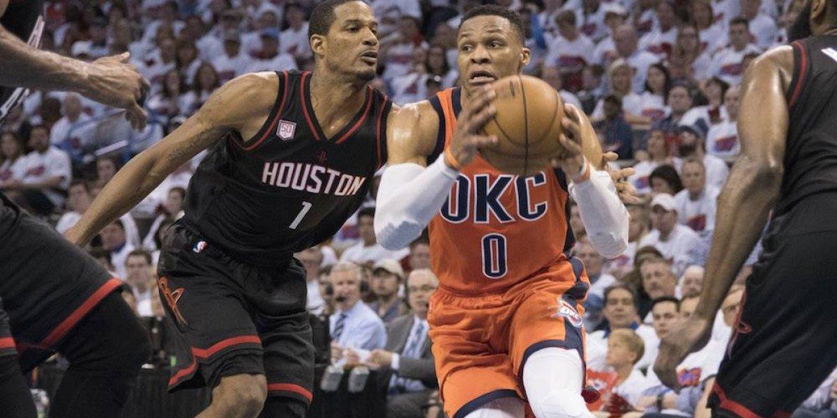 Russell Westbrook y el Thunder jugarán en México