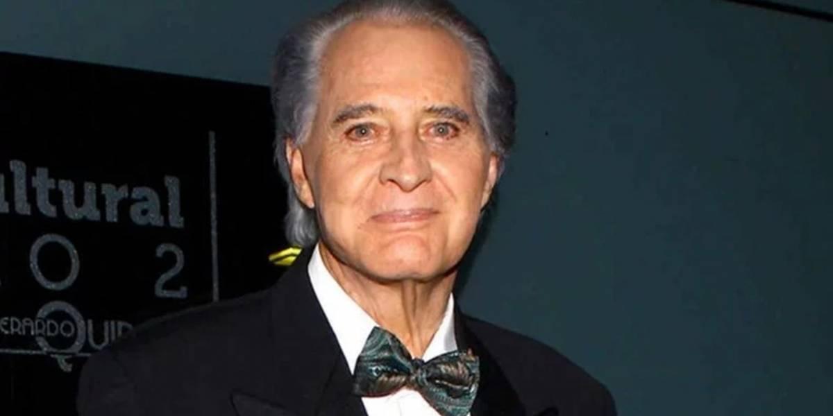 Murió Rogelio Guerra a los 81 años