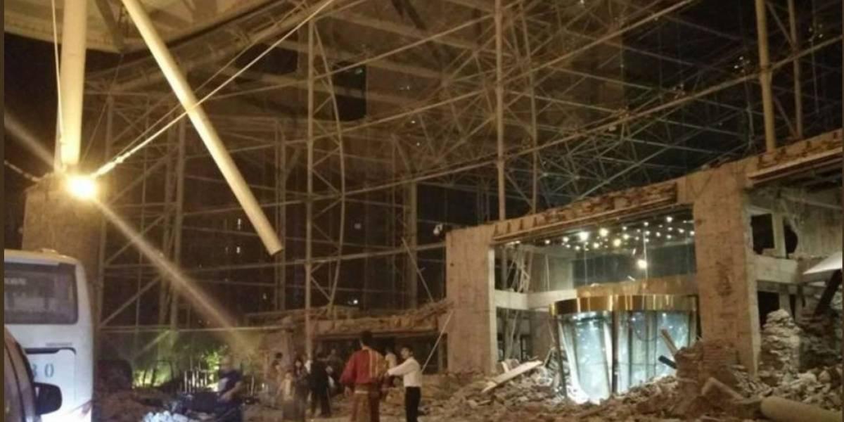 Al menos 5 muertos y 60 heridos tras terremoto en China