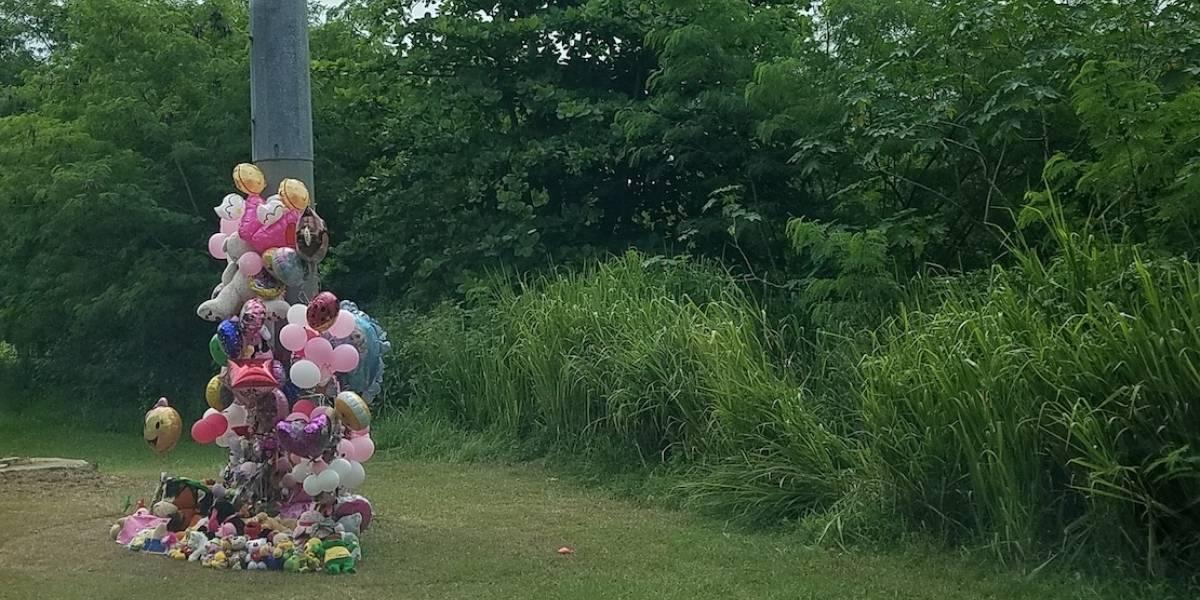 Rinden tributo a familia víctima de pistoleros asesinos en Dorado