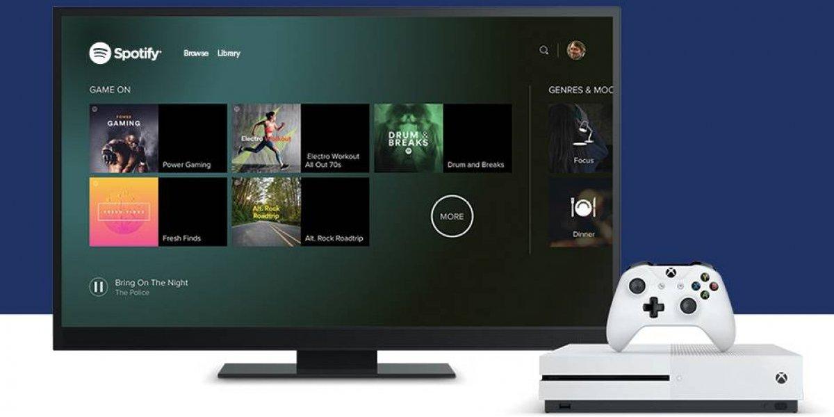 Te explicamos cómo empezar a usar Spotify en Xbox One