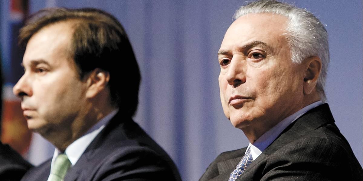 Maia minimiza técnica de abordagem de militares em comunidades carentes no Rio de Janeiro