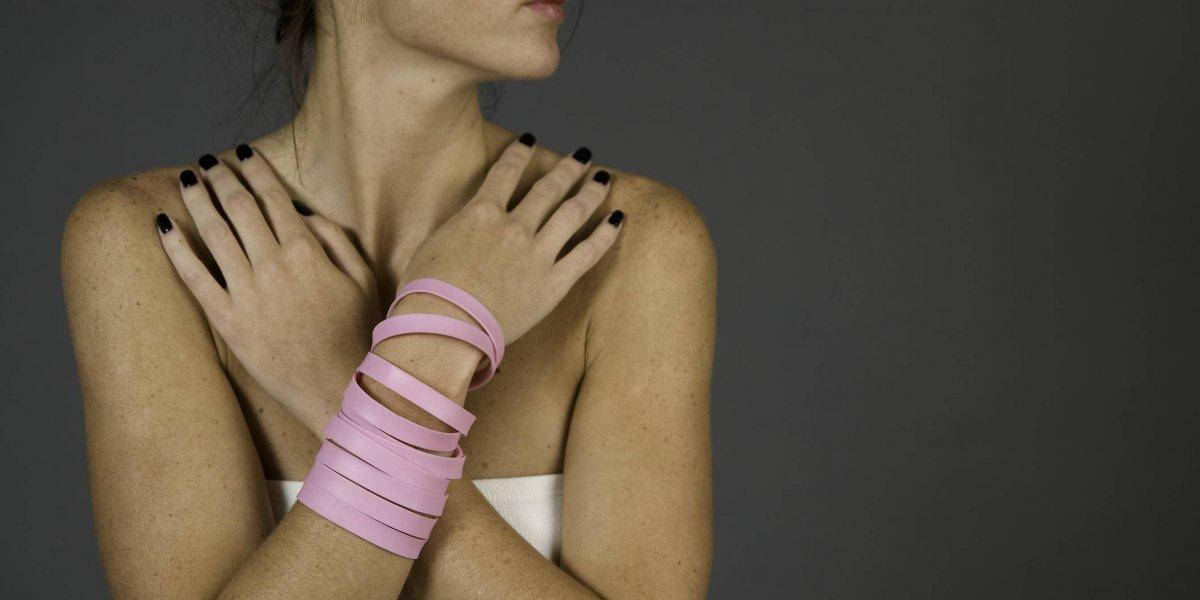 Equipo de primeros auxilios para pacientes de cáncer de seno