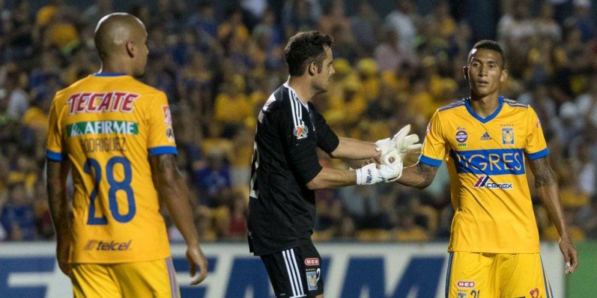 Tigres es sorprendido por el Zacatepec en la Copa MX