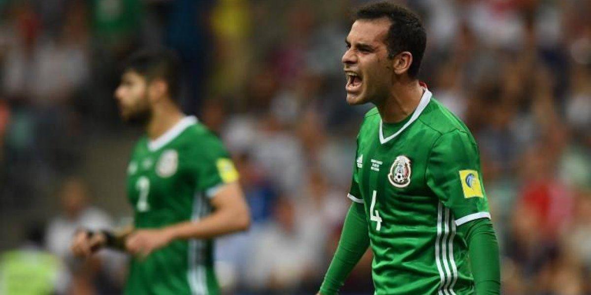 Estados Unidos sanciona al capitán de la selección mexicana Rafa Márquez por lazos con el narcotráfico