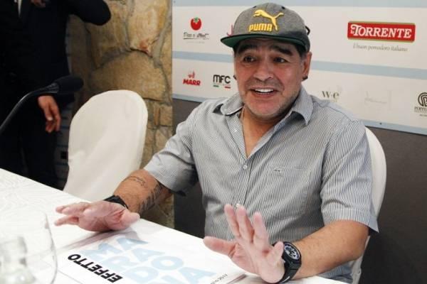 Maradona responde a opositor de Maduro: