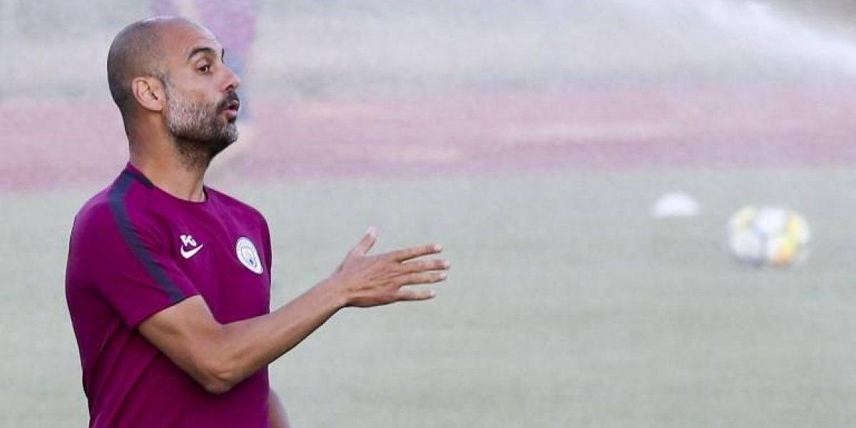 El nuevo City de Guardiola: Con Bravo en suspenso y críticas a la herencia Pellegrini