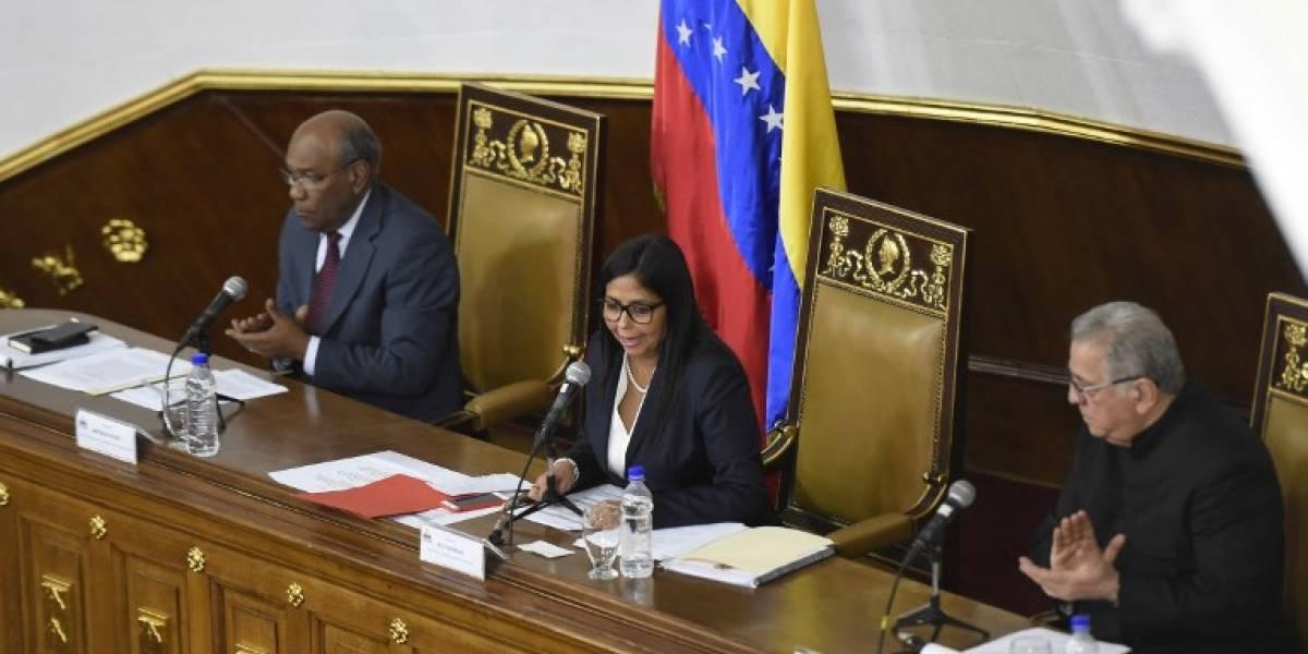 Las cuatro primeras medidas tomadas por la Asamblea Constituyente en Venezuela