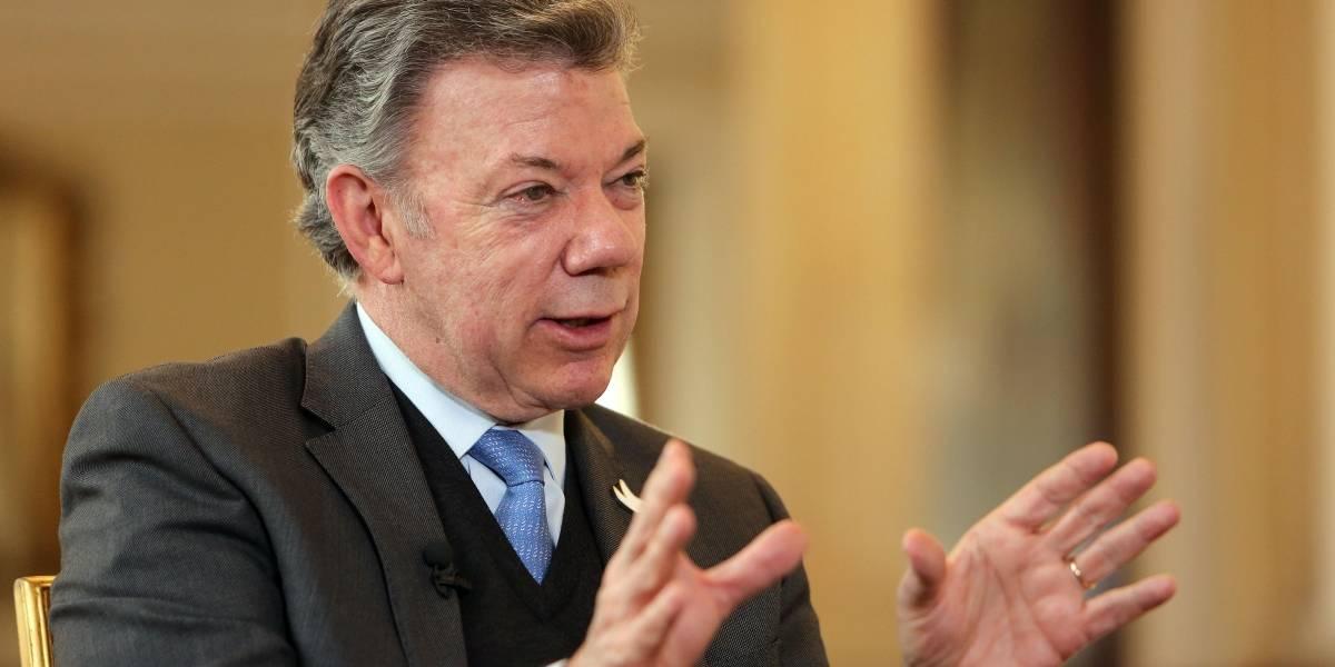 Santos cree que caso Odebrecht muestra que lucha anticorrupción da resultados