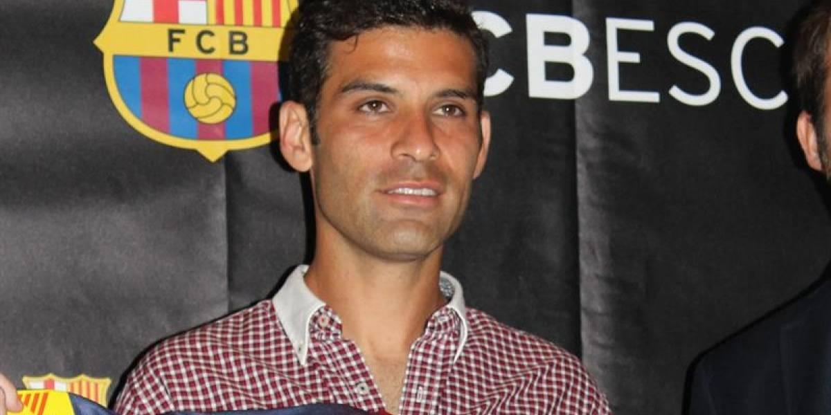 Estados Unidos sancionó a Rafa Márquez por relaciones con el narcotráfico