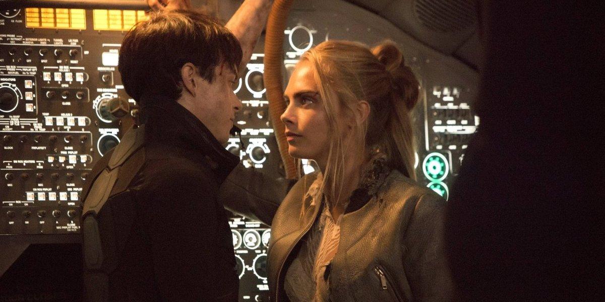 Valerian, de Luc Besson, encanta pelos efeitos visuais, mas romance deixa a desejar