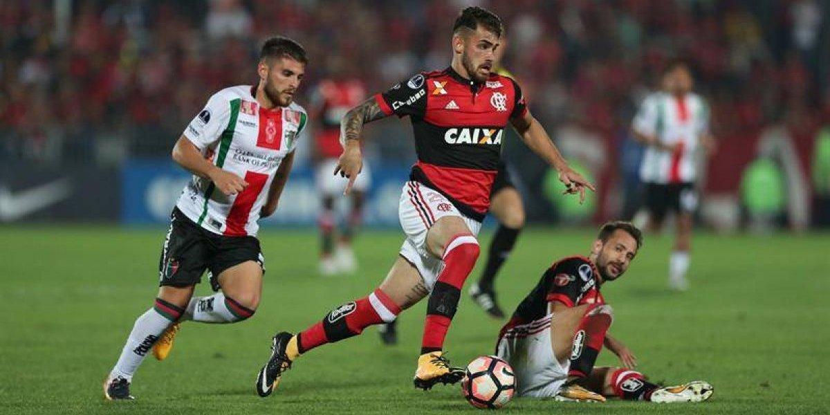 Palestino fue humillado por Flamengo y dejó a Chile sin torneos internacionales