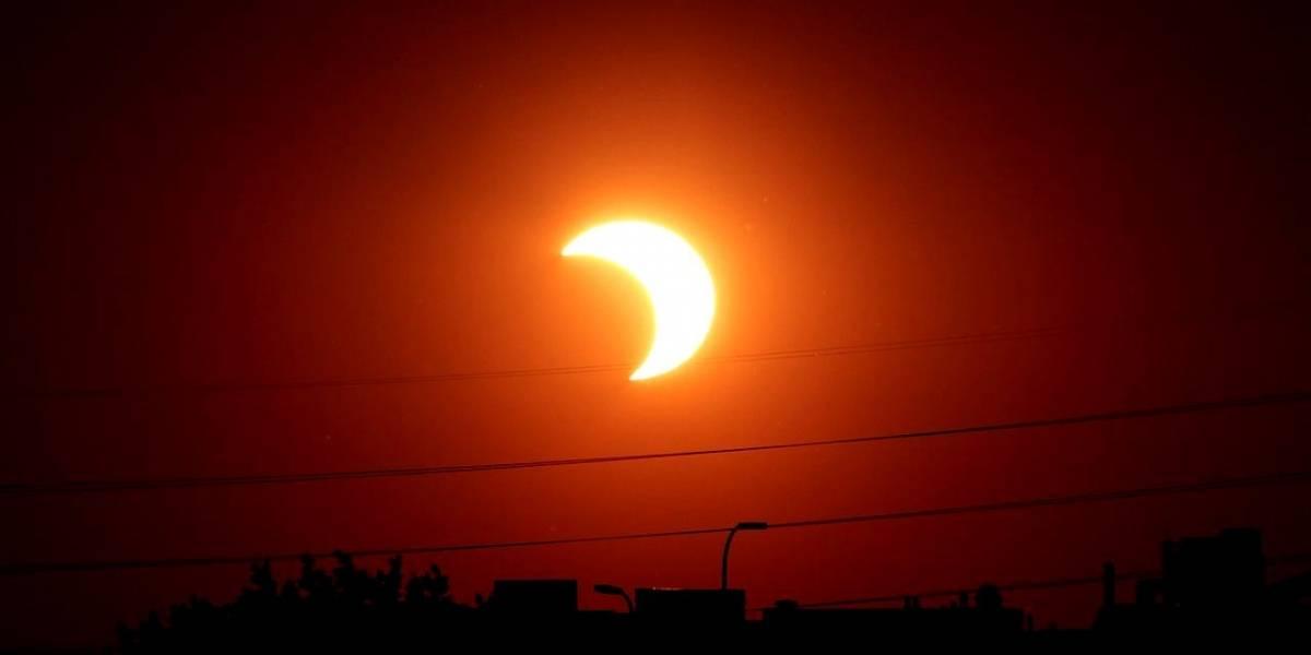 Organizan evento para observación eclipse parcial de Sol