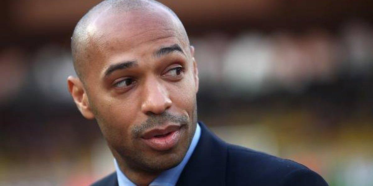 Thierry Henry aplaude la llegada de 'Chicharito' al West Ham