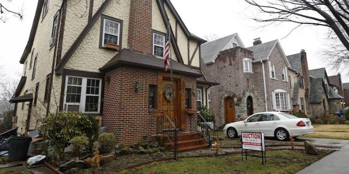 Ya puedes rentar la casa donde creció Donald Trump