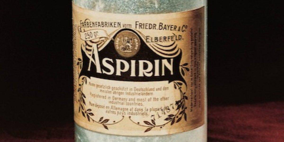 Aspirina cumple 120 de aliviar a los guatemaltecos y esta es su evolución