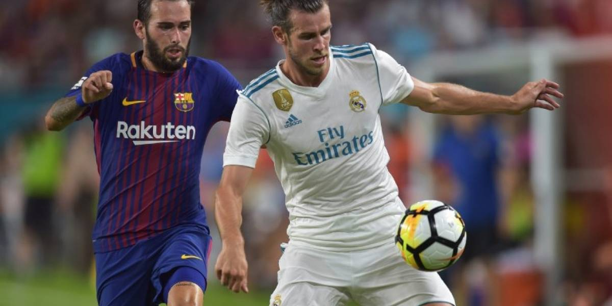 Supercopa de España: Barcelona no le haría pasillo al Madrid en Camp Nou