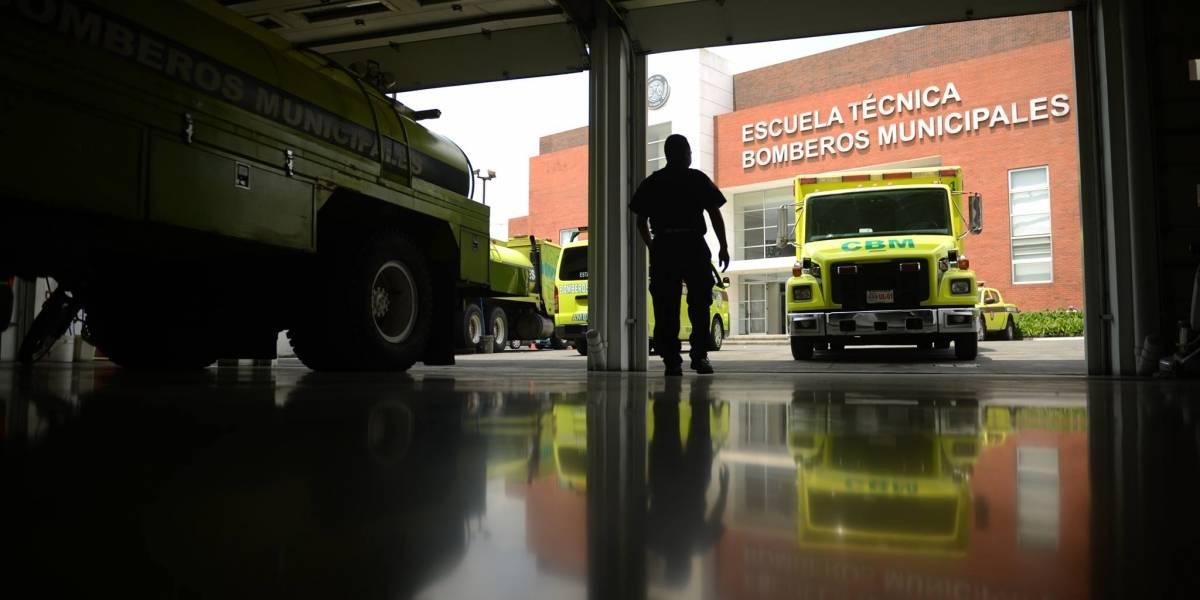 ¿Cuántos bomberos, ambulancias y recursos se movilizaron por broma de avioneta?