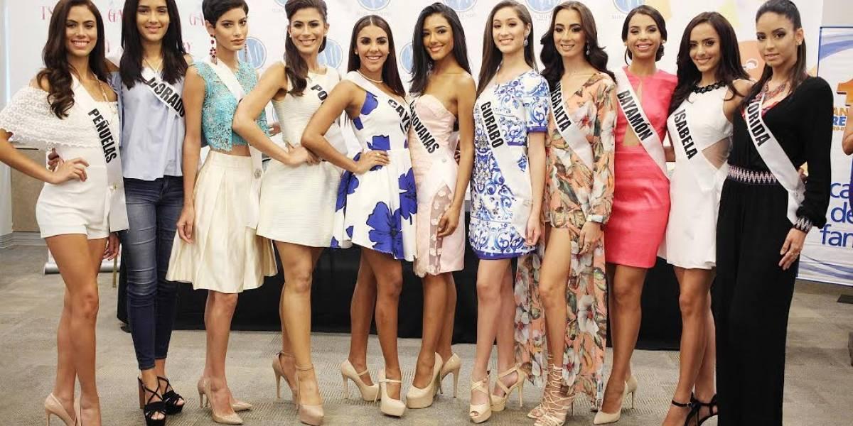 En sus últimos días la búsqueda de Miss Mundo de P.R. 2017