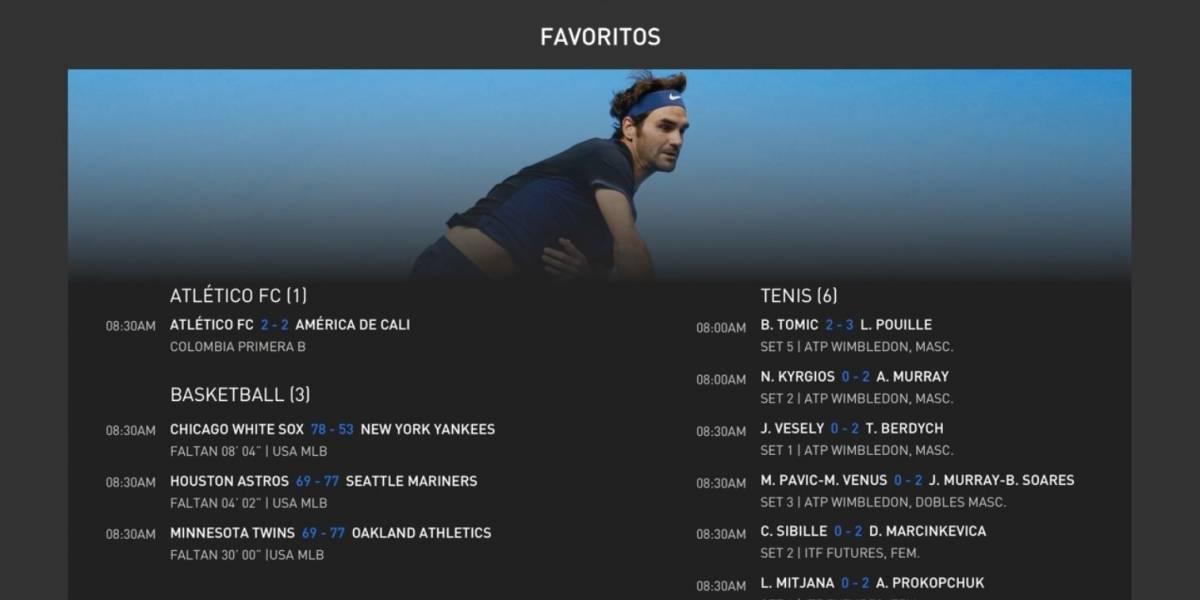 Sportflix, el Netflix para los amantes del deporte
