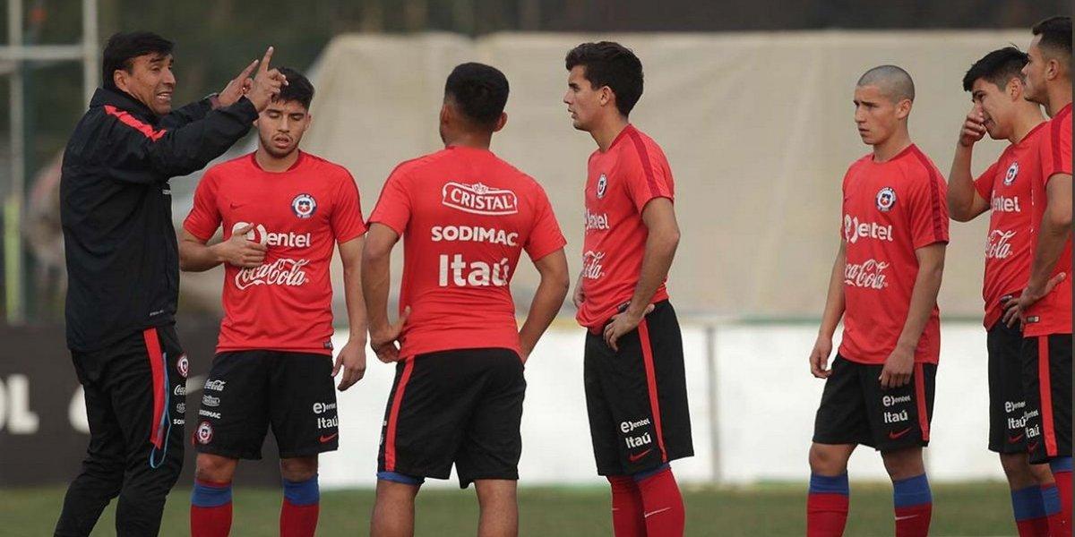 La renovada Roja Sub 20 inició un proceso de 17 meses para no repetir el bochornoso Sudamericano en Ecuador
