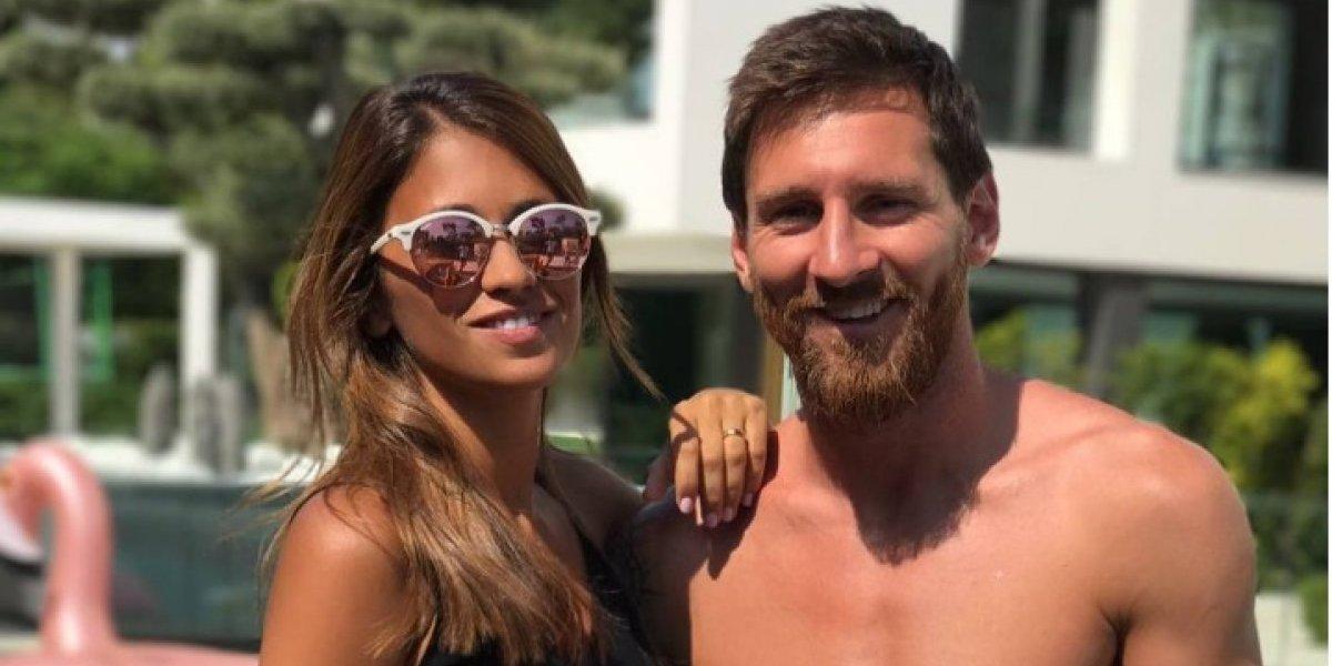 El polémico y nuevo tatuaje de Messi en zona privada