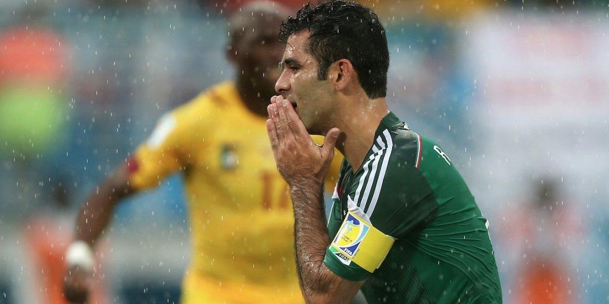 ¿Cuáles son las consecuencias del retiro de la visa a Rafa Márquez?