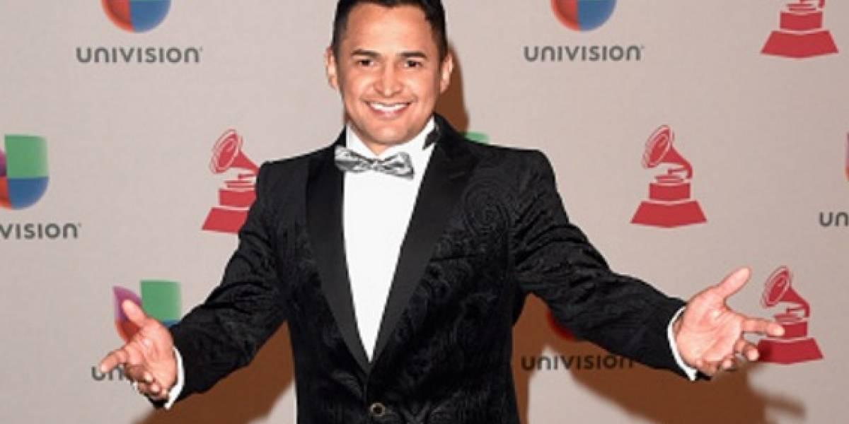 Jorge Celedón dará hoy un concierto privado en el Centro Comercial Santa fe