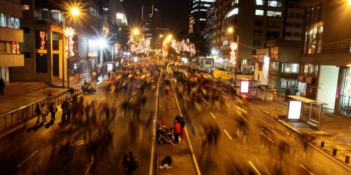 Estos son los cierres viales por la ciclovía nocturna en Bogotá