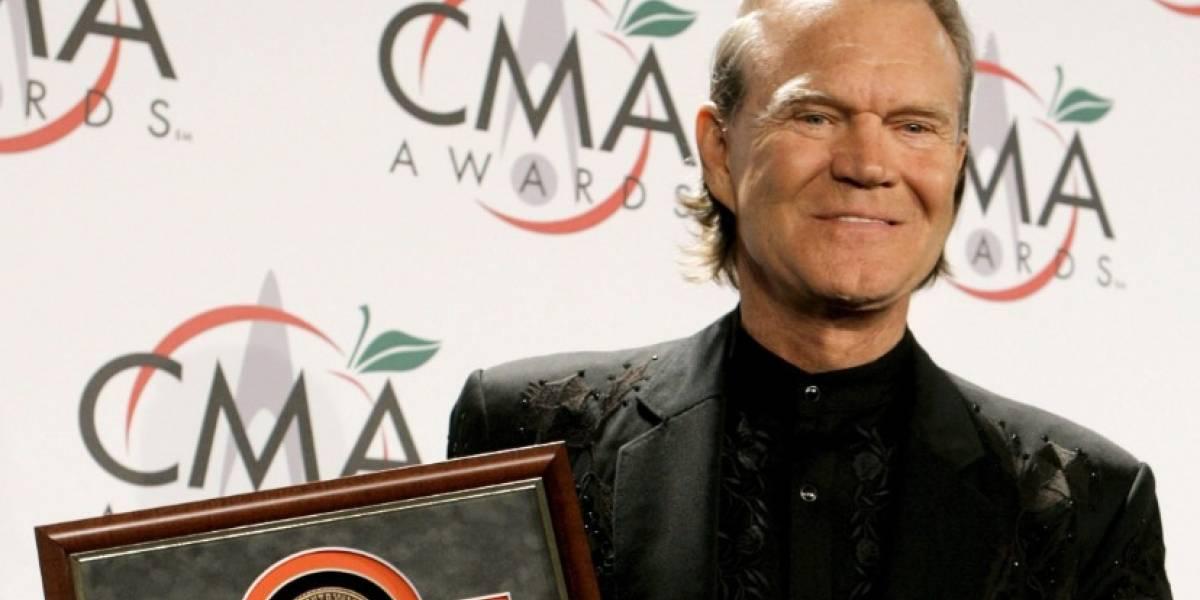 Glen Campbell, estrella del country y el pop, muere a los 81 años