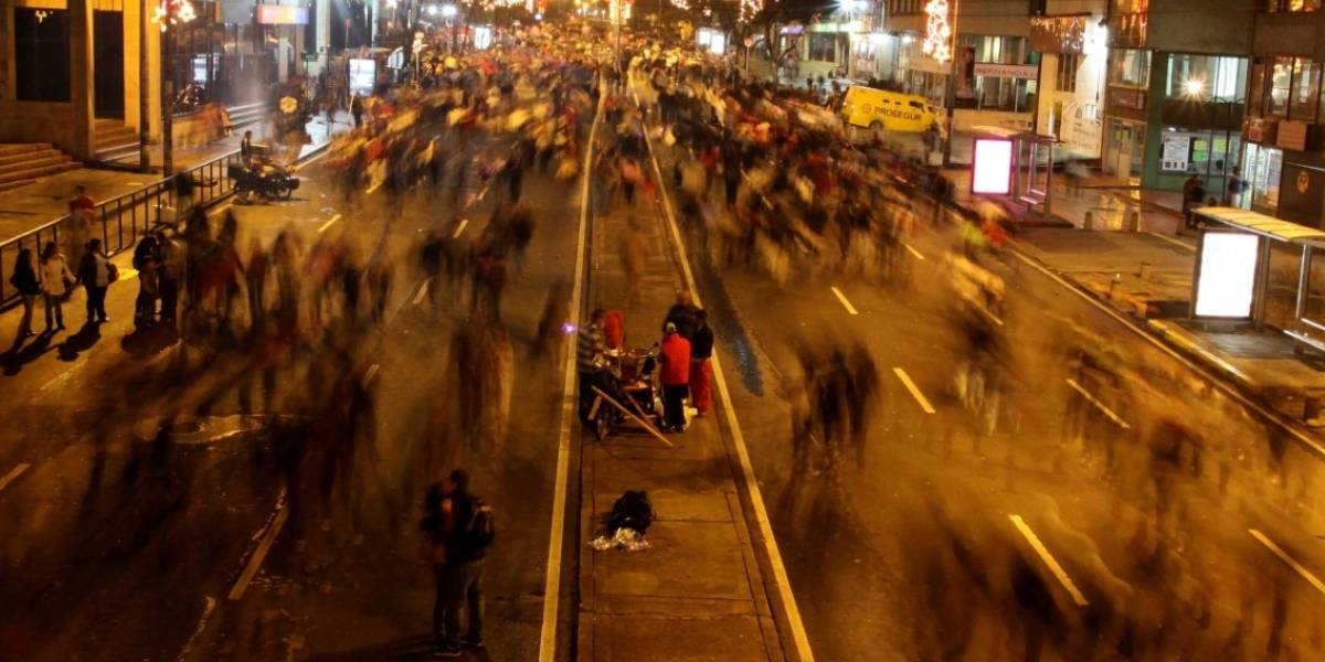 Este jueves se llevará a cabo una jornada de ciclovía nocturna