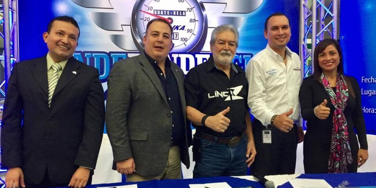 Participa en la Caravana de Independecia 2017 de Italika rumbo a Quetzaltenango