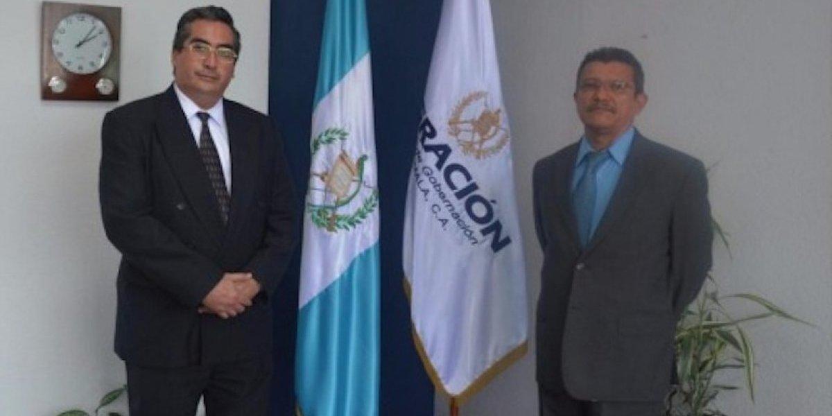 Carlos Morales asume como director de Migración, tras renuncia de Carolina Miranda