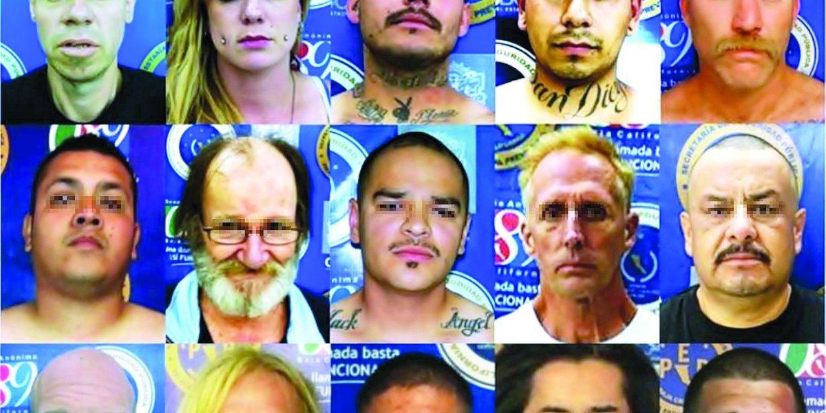 Los caza gringos mexicanos de la frontera