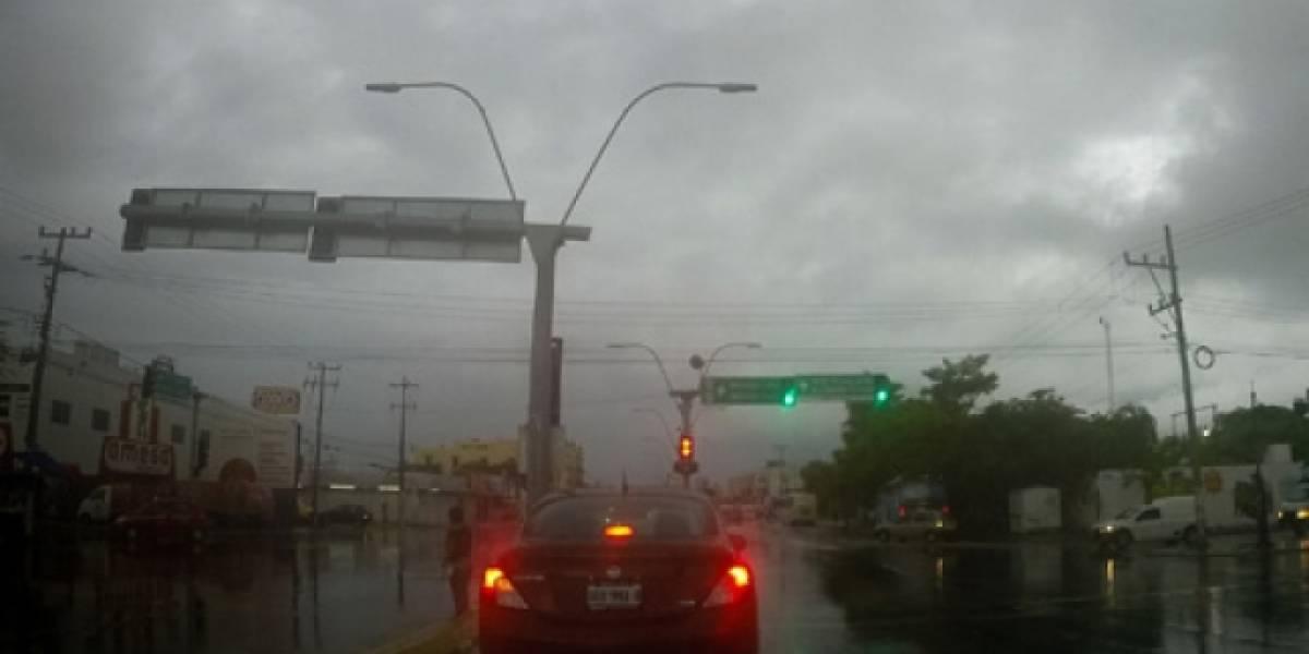 Continuarán fuertes lluvias en gran parte país