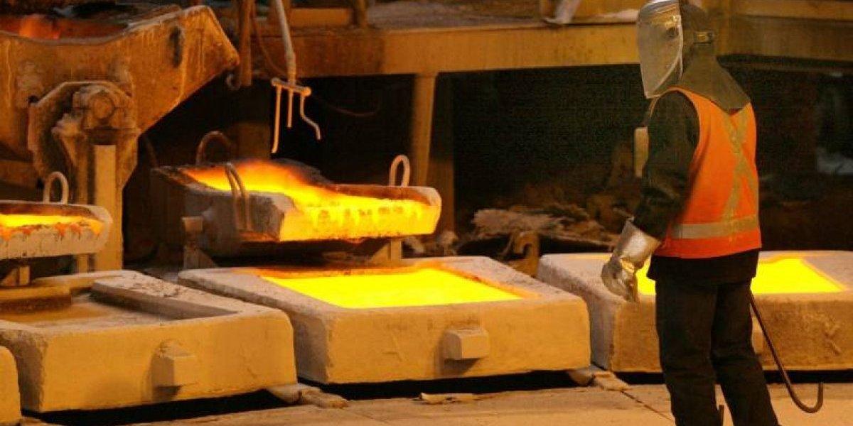Cochilco sube proyección de precio del cobre para 2017 y 2018