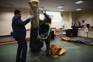 Presentan colchonetas quemadas en Caso Hogar Seguro