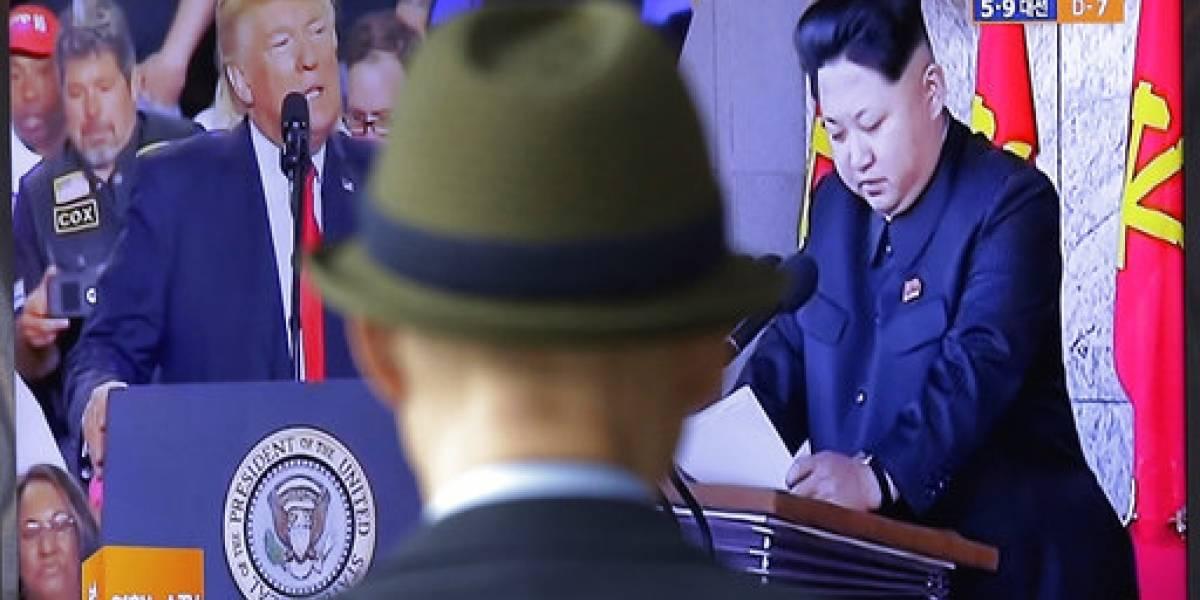Tillerson: Trump envió mensaje fuerte a Corea del Norte