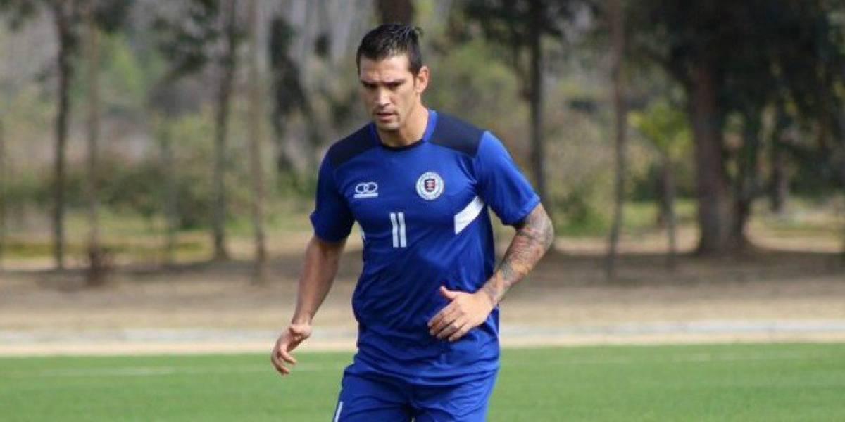 ¿Primera B o el extranjero? Mark González pone juego su futuro