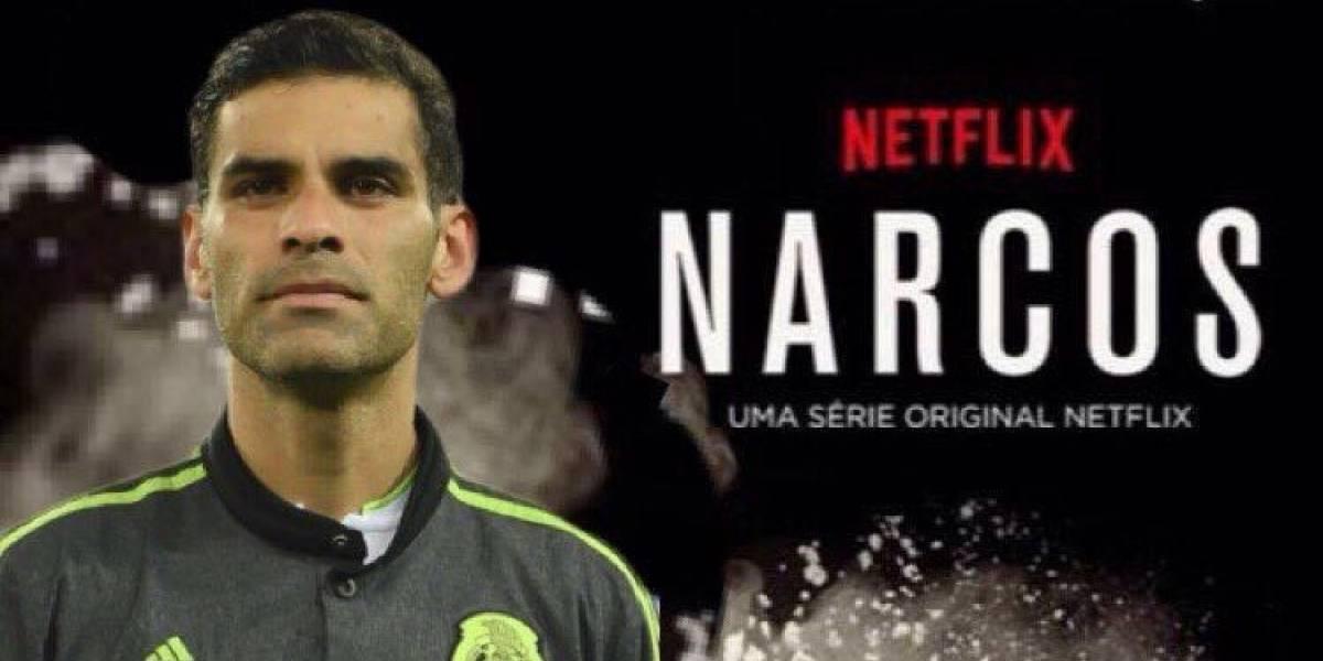 Crueles memes atacan a Rafa Márquez por supuesto lazo con el narco