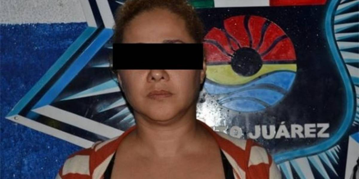 Cae 'Doña Lety', presunta líder del Cártel del Pacífico en Cancún