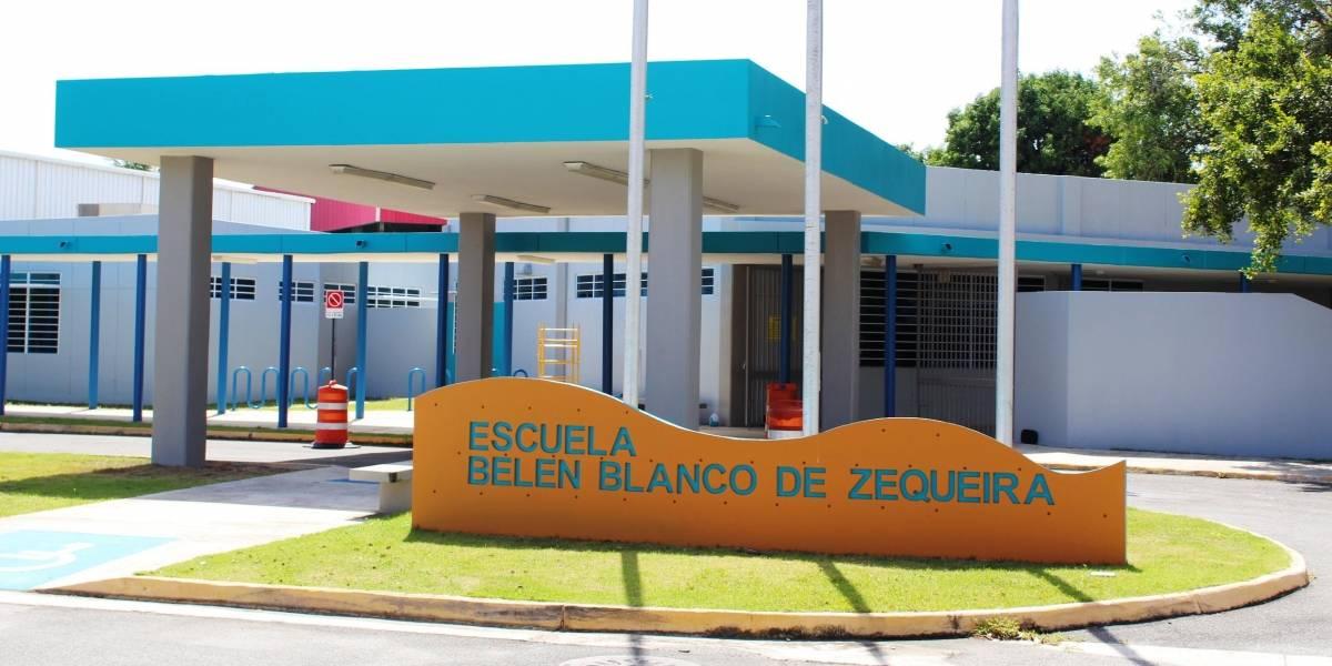 Crean oficina para canalizar necesidades de 10 escuelas en Loíza