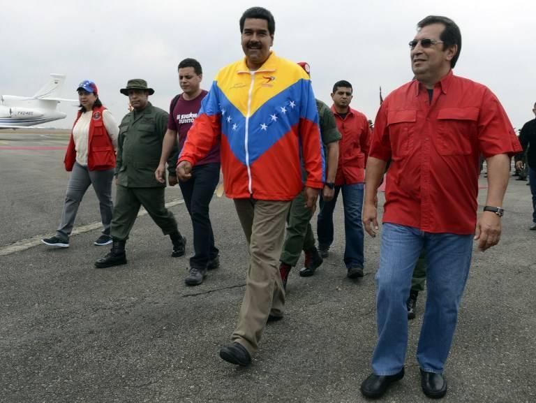 EE. UU. sanciona a otros 8 funcionarios de Venezuela