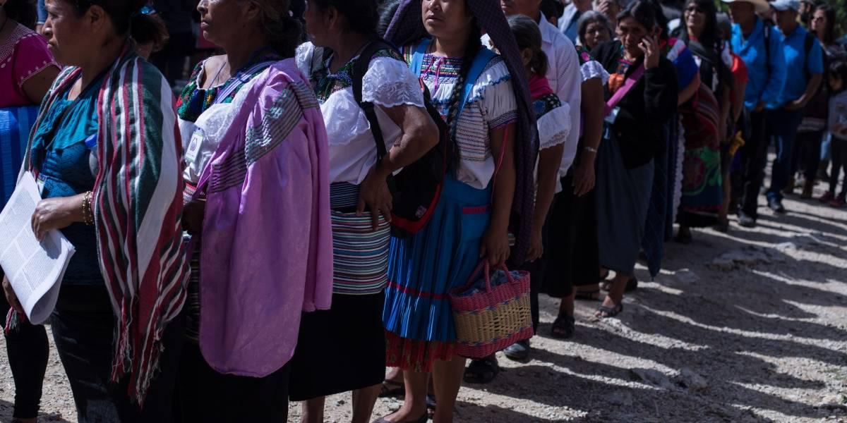 Muestra fotográfica da cuenta de vida cotidiana de comunidades indígenas
