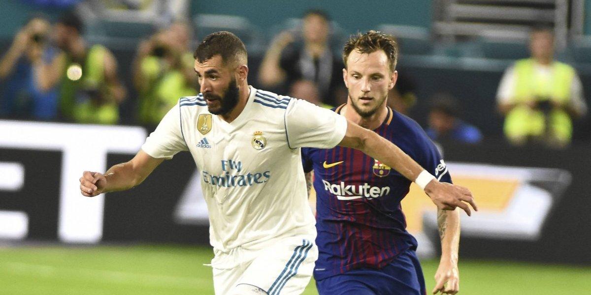 Horario del clásico FC Barcelona ante Real Madrid por la Supercopa de España